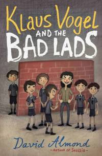 the cover of Klaus Vogel and the Bad Lads