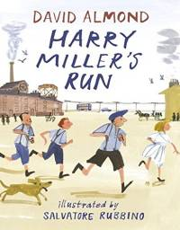 The cover of 'Harry Miller's Run'