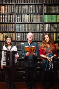 Amy Thatcher, David Almond and Kathryn Tickell - Tales from The Dam